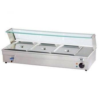 Espositore bagnomaria 3 vasche BAG01622
