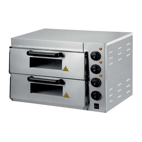 Forno pizza EP1+1 Beckers FOR01505