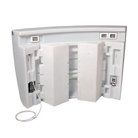Kit illuminazione e impianto elettrico bancone bar esterno pfstile IMPIANTOANDROYD