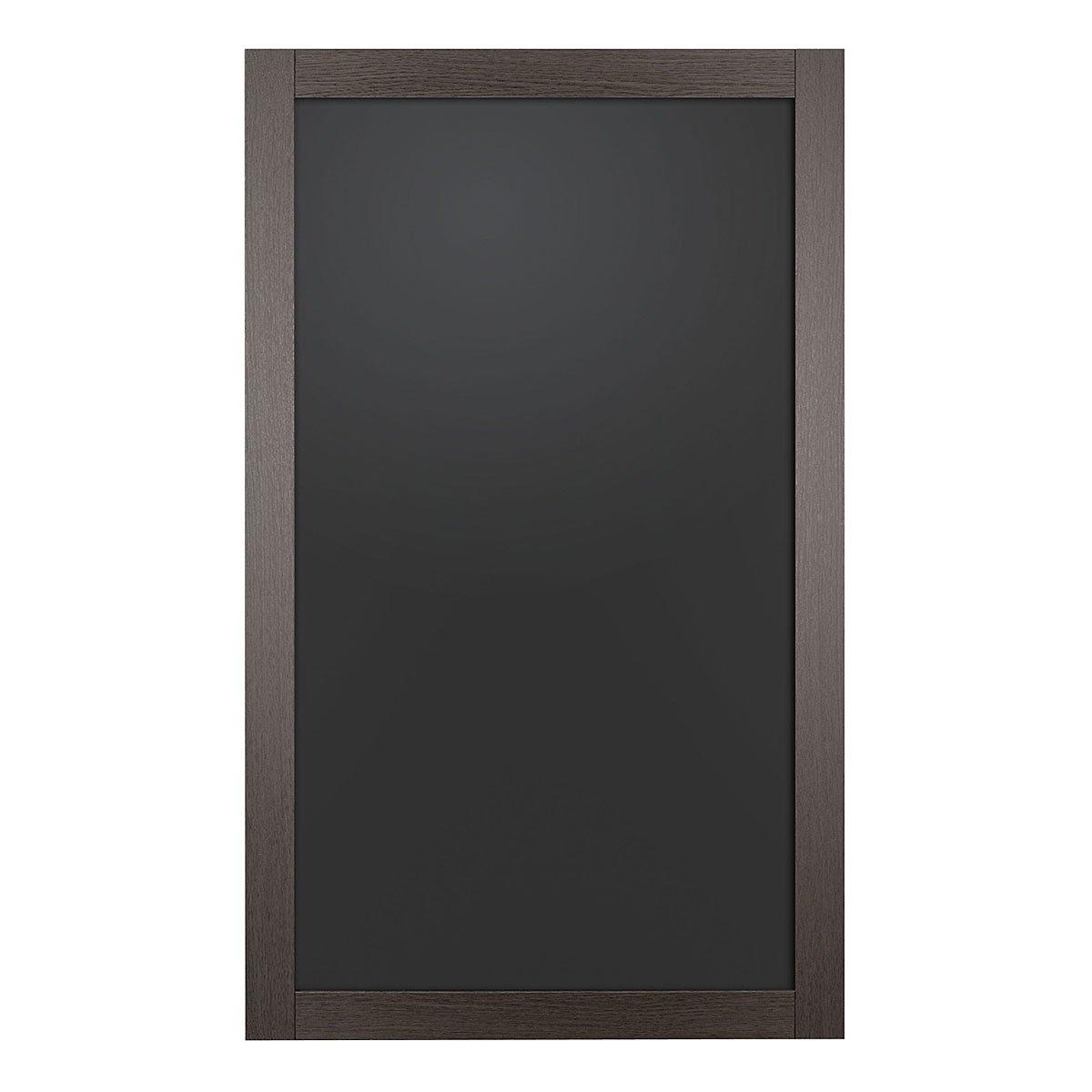 Lavagna Da Parete Cucina lavagna da parete • grande • legno scuro