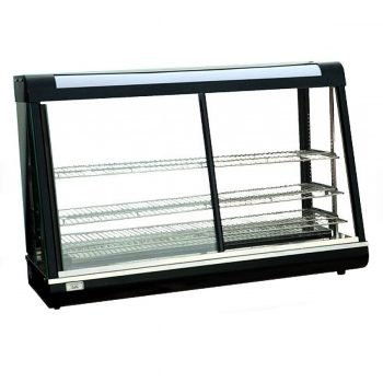 vetrina riscaldata grande R603 beckers VET01650