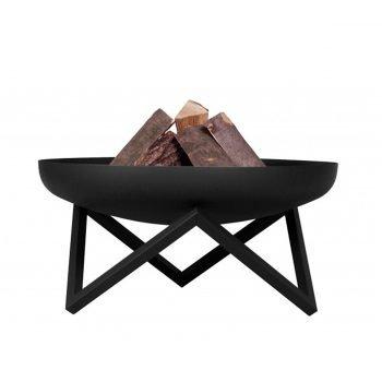 braciere verniciato per barbecue PAN10